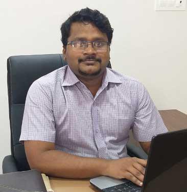 Dr. Vinoth Kumar Kalidoss